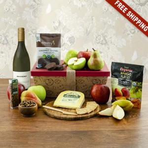 Organic Fruit & Wine