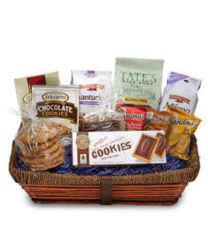 All Cookie Basket $54.99 Same Day Delivery