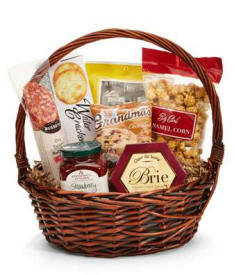 Perfect Best Gourmet Basket