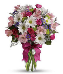 Pretty Pink Floral Bouquet 29.99