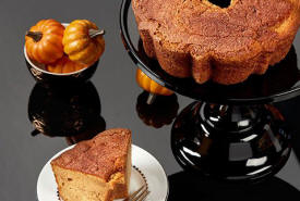 Viennese Pumpkin Coffee Cake