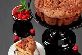 Viennese Raspberry Coffee Cake 34.99