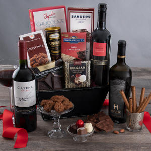 Birthday Wine Gift Baskets