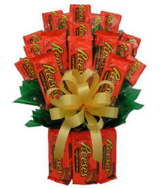 Reeses Candy Bouquet $64.99