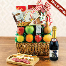 Sorry For Your Loss Sympathy Gift Basket