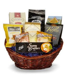 Sweet & Savoury Gift Basket