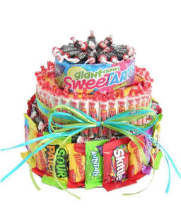 Ultimate Candy Cake $59.99