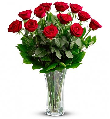Valentines Day Roses 69.95